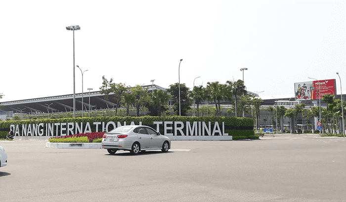 Xe Hội An đi sân bay Đà Nẵng
