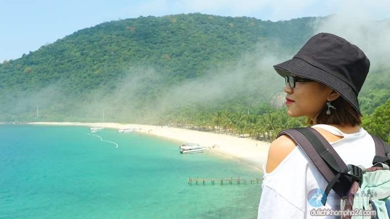 Du lịch Đà Nẵng trải nghiệm với hòn Đào Cù Lao Chàm