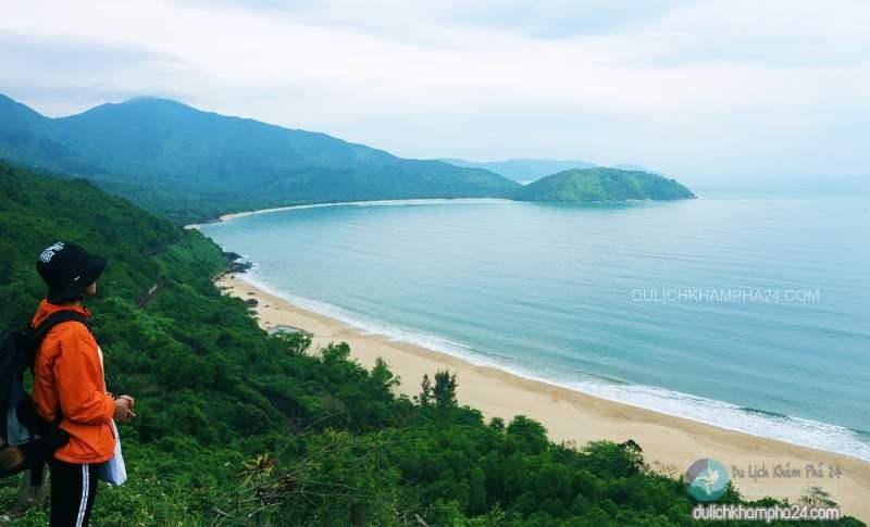 Kinh nghiệm du lịch Đà Nẵng tham quan Đèo Hải Vẫn hùng vỹ