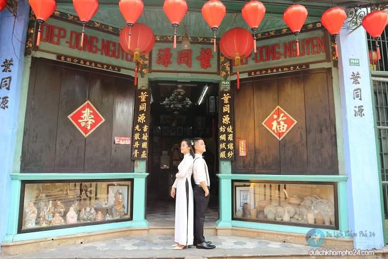 Du lịch Hội An tham quan những ngôi nhà cổ
