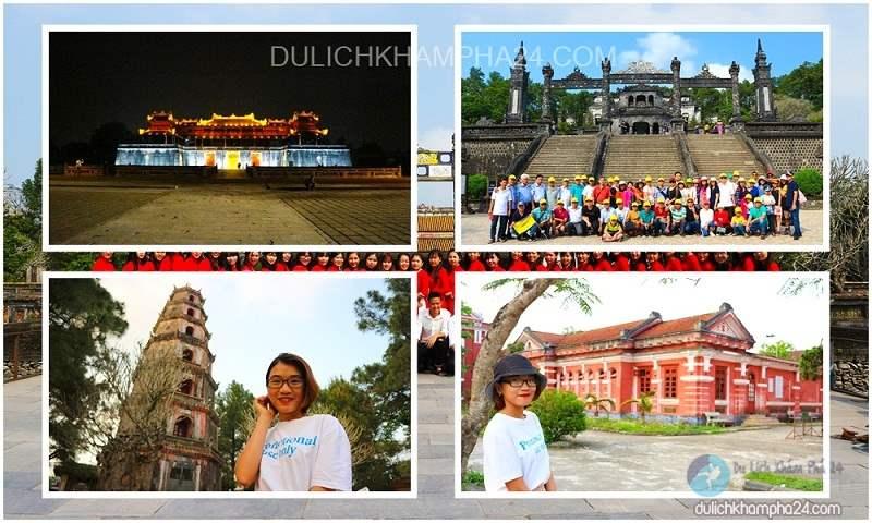 Kinh nghiệm du lịch Đà Nẵng kết hợp Huế 1 ngày