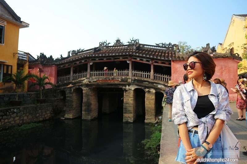 Du lịch Hội An – Tham quan Chùa Cầu