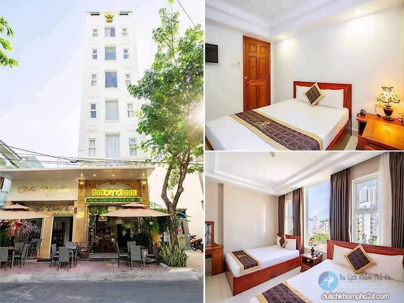 DUBAI HOTEL – Khách sạn 2 Sao + mới đẹp đầy đủ tiện nghi