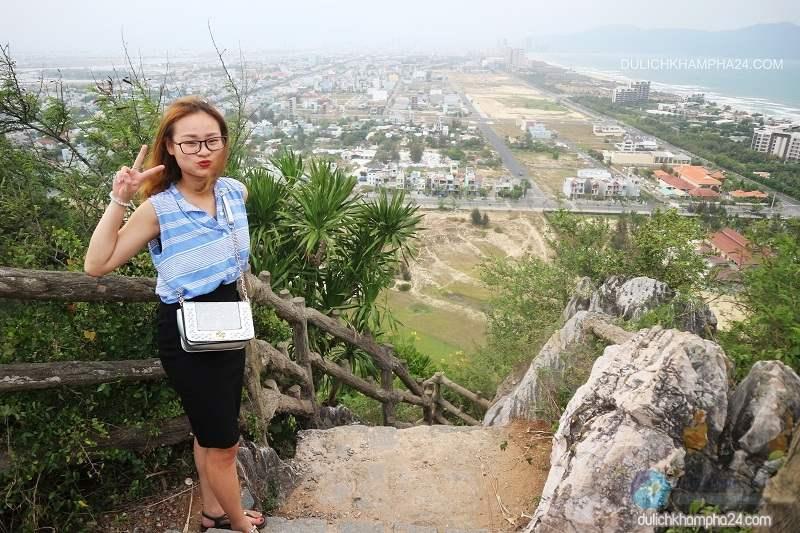 Khu di tích Ngũ Hành Sơn Đà Nẵng nổi tiếng