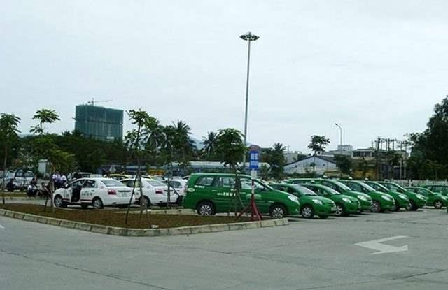 Taxi luôn có mặt ở mọi nơi tại Đà Nẵng
