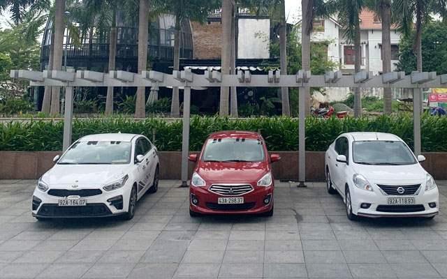 Taxi từ Hội An đi Đà Nẵng