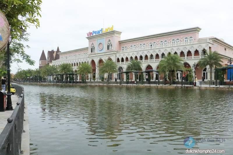 Hình ảnh: Khu du lịch Vinpearl Land Nam Hội An